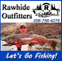 Rawhide Outfitters Salmon Idaho Fishing Guides